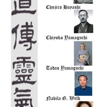 EL LINAJE DE REIKI TRADICIONAL JAPONÉS