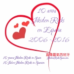 10o aniversario de Jikiden Reiki en España con la shihan Nabila G. Welk
